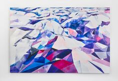 Colorful! The paintings by the German artistTorben Giehler are the perfect one to bring you a positive mood every time you look at them. Sometimes in his abstract paintings you can recognize a mou…