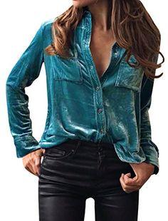 FISACE Women's Turn-down Collar Single Breasted Velvet Lo... https://www.amazon.com/dp/B01N7IRAV0/ref=cm_sw_r_pi_dp_x_bb24ybMXTB9JA