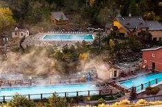 Image result for hot springs pool