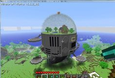 minecraft toilet. cool minecraft things  20 Awesome Minecraft Build Pictures TechnoBuffalo Toilet It Flushes Just because Pinterest