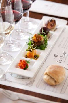 Food & Wine Tasting | La Motte