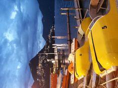 Lugano, Switzerland - Oh - I remember these paddle boats!