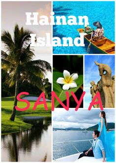 Discover Hainan with @VisitSanya and win a FREE tour@ Join #SanyaHeartstoHearts campaign at www.app.gotrips.net
