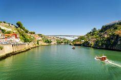Douro River in Porto - Copyright Efired