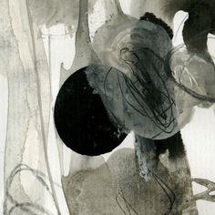 "Saatchi Online Artist: ela madreiter; Other, Mixed Media ""zoomeeting"""