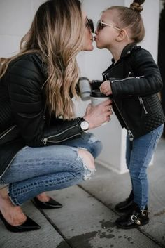 mother daughter fashion photography Mommy Time with SJ Mother Daughter Photos, Mother Daughter Matching Outfits, Mother Daughter Fashion, Mommy And Me Outfits, Little Girl Outfits, Mother Daughters, Mommy Baby Matching Outfits, Little Boy Style, Young Mom Outfits