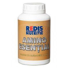 Amino Esential este un supliment care contine aminoacizi esentiali liberi.
