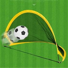 75cm Children Outdoor Soccer Training Portable Folding Net Goal Football Accessory Outdoor Toy Fitness Equi In 2020 Football Accessories Goals Football Soccer Training
