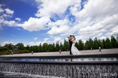 RIchmond VA wedding - bride & groom
