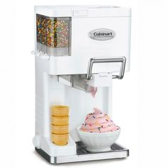 Ice Cream Maker.