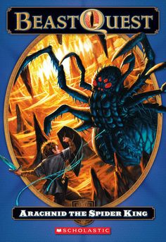 [Book Review] Arachnid The Spider King (Beast Quest, #11) by Adam Blade