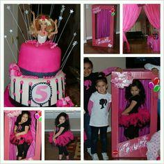 Barbie Party by PreTea Girls!