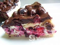 Nepečená tvarohová torta s ovocím recept - Varenie. Cake Flavors, Diy For Kids, Tiramisu, Cupcake Cakes, Cupcakes, French Toast, Cheesecake, Pudding, Sweets