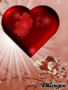 red heart digital art - Google Search