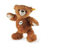 Steiff Hubert Teddy Bear EAN 113550 http://www.sunny-bears.com/inv/steiff/hubert-teddy-bear-ean-113550.php