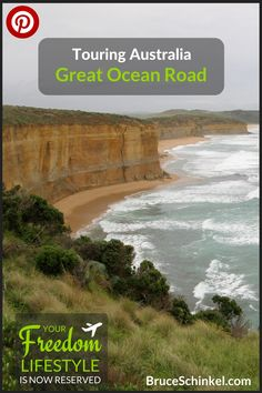 Ready for an epic road trip? The Great Ocean Road in Australia is jam-packed with stunning scenery, incredible attractions, and amazing animal encounters. Come along for a ride as we head down the road together in this post | Great Ocean Road highlights | Adelaide to Melbourne | the Great Ocean Road map |