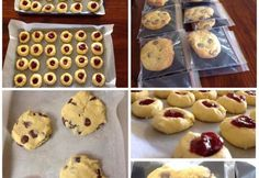 Choc chip cookies - Real Recipes from Mums