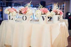 SO cute! idea for mantel decor