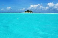 Cocos Keeling Islands in the Indian Ocean. I'm obsessed with the waters here