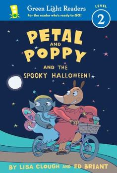 Petal and Poppy and the Spooky Halloween