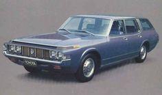 1971 Toyota S70 Crown Custom wagon. I had one in white. 2.6Lt