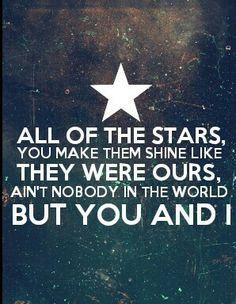 You & I - John Legend lyrics