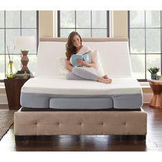 Pure Posture Adjustable Bed - HYN2001TXL