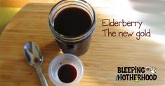 Elderberry Syrup To Fight The Flu