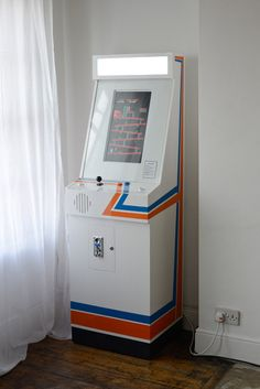 Replay Arcade - modern arcade cabinet
