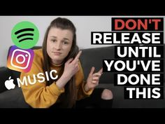Your release will flop unless you do these 10 things before you release. In this video Maddy discusses how to promote your music before the release and set y. Music Do, Your Music, Music Stuff, Music Songs, Music Videos, Luck Spells, Music Promotion, Mixtape, Good News