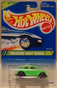1995 Hot Wheels Treasure Hunt