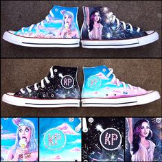 Katy Perry inspired shoes