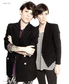 Tegan and Sara in G3 Magazine