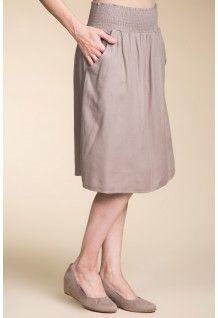 Type 2 Timber Taupe Skirt