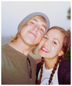 Tom and Giovanna Fletcher   by Mare Skybernathy
