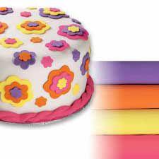 Sugar Sheets Primary color alphabet Baking Supplies Pinterest