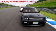 Enjoy Honda MOTEGI 2013 HONDA 50周年の歴史パレードに参加しました ツインリンクもてぎのコース上にてパシャリ♪ Honda, Vehicles, Rolling Stock, Vehicle, Tools