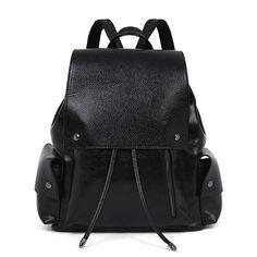 $33.99 (Buy here: https://alitems.com/g/1e8d114494ebda23ff8b16525dc3e8/?i=5&ulp=https%3A%2F%2Fwww.aliexpress.com%2Fitem%2F2016-Fashion-Women-Leather-Backpack-Satchel-Travel-School-Backpack-Rucksack-for-Teenage-Girls-Ladies-Shoulder-Bag%2F32678937714.html ) 2016 Fashion Women Leather Backpack Satchel Travel School Backpack Rucksack for Teenage Girls Ladies Shoulder Bag mochila bolsas for just $33.99