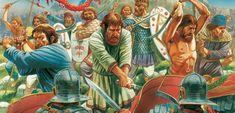 Lupii dacici, misterioşii războinici care se transformau în fiare după ritualuri iniţiatice. Erau de neînvins în luptă | Departamentul de Informații România (DIR) Painting, Youtube, Art, War, Art Background, Painting Art, Kunst, Paintings, Performing Arts