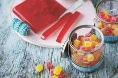 Dárek na poslední chvíli: domácí želé bonbony