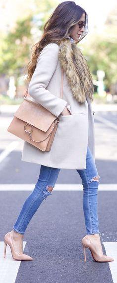 Chloe • Street CHIC • ❤️ Babz™ ✿ιиѕριяαтισи❀ #abbigliamento