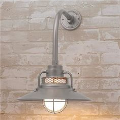 Seaside Nostalgia Outdoor Wall Light traditional outdoor lighting