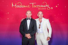 No dia 29 de maio de 2015 a estrela internacional Pitbull conheceu a sua figura de cera no museu Madame Tussauds Orlando que fica localizado no complexo de entretenimento I-Drive 360, no coração da International Drive. Pitbull...