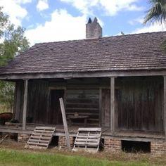 Sugarcane Plantations of Louisiana @ Media Nola Image Descriptions, Louisiana, Shed, Outdoor Structures, Places, Barns, Sheds, Lugares