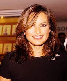 I absolutely LOVE her! She is AMAZING in Law in Order: SVU! I'm a huge nerd for this show!