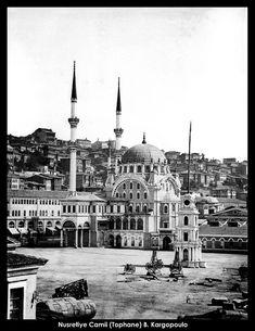 İstanbul-Yıldız Albümleri, Nusretiye Camii (Tophane) B. Kargopoulo