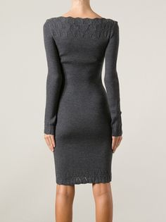 JEAN PAUL GAULTIER - knitted dress                                                                                                                                                                                 More