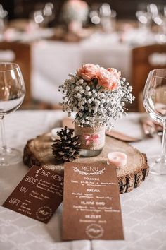 Svatební menu / Zboží prodejce Wedding by Peta Wedding In The Woods, Our Wedding, Boho Chic, Shabby Chic, Sweet Bar, Wedding Entrance, Bar Menu, Wedding Decorations, Table Decorations
