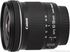 Canon EF-S 10-18mm f/4.5-5.6 IS STM Lens Review - the digital picture