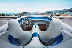Maybach 6 Cabriolet é a nova obra-de-arte da Mercedes!